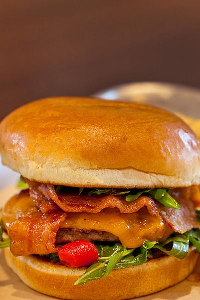 The Burger Place Burger